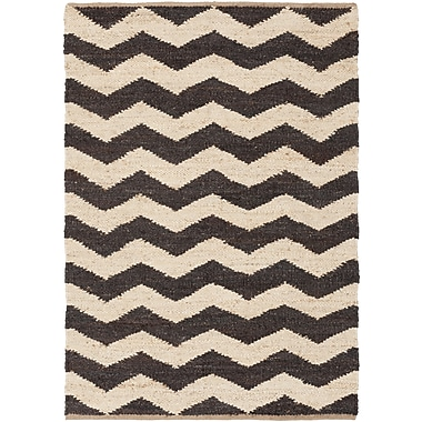Surya Wade WAD4001-23 Hand Woven Rug, 2' x 3' Rectangle
