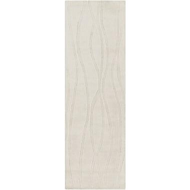Surya Wave WVE1003-268 Hand Loomed Rug, 2'6