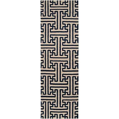 Surya Smithsonian Archive ACH1700-268 Hand Woven Rug, 2'6