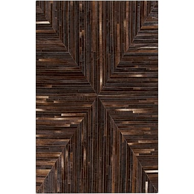 Surya Appalachian APP1001-58 Hand Crafted Rug, 5' x 8' Rectangle