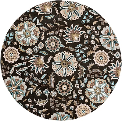 Surya Athena ATH5061-8RD Hand Tufted Rug, 8' Round