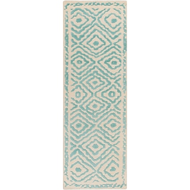 Surya Beth Lacefield Atlas ATS1004-268 Hand Knotted Rug, 2'6