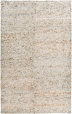 Surya Bazaar BZR8003-23 Hand Knotted Rug, 2' x 3' Rectangle