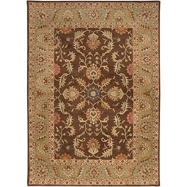 Surya Caesar CAE1009-811 Hand Tufted Rug, 8' x 11' Rectangle