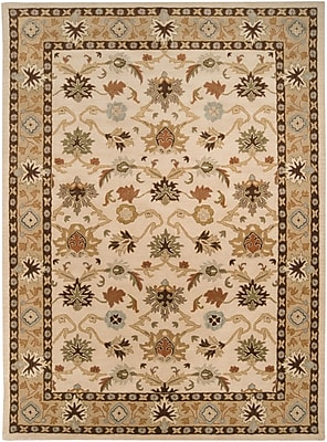 Surya Caesar CAE1010-811 Hand Tufted Rug, 8' x 11' Rectangle