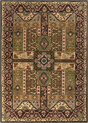 Surya Caesar CAE1048-811 Hand Tufted Rug, 8' x 11' Rectangle