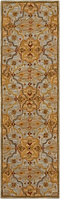 Surya Carrington CAR1008-268 Hand Hooked Rug, 2'6