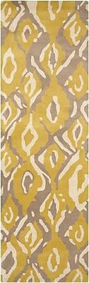 Surya Beth Lacefield Calaveras CAV4000-268 Hand Tufted Rug, 2'6