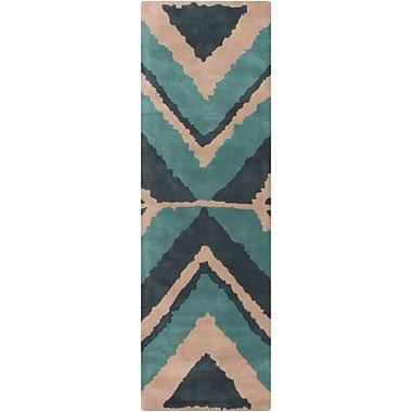 Surya Beth Lacefield Calaveras CAV4001-268 Hand Tufted Rug, 2'6