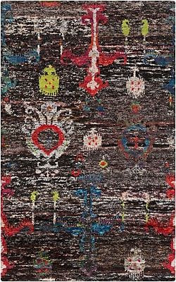 Surya Chocho CHO9000-23 Hand Knotted Rug, 2' x 3' Rectangle