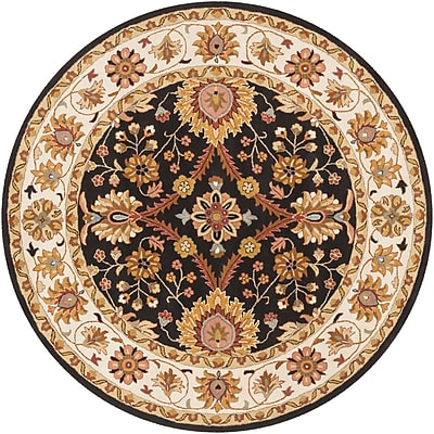Surya Clifton CLF1025-8RD Hand Tufted Rug, 8' Round