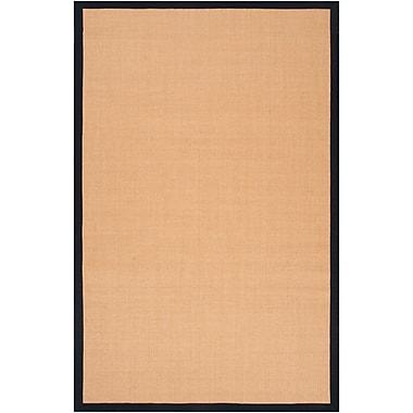Surya Clinton CLN9004-69 Hand Woven Rug, 6' x 9' Rectangle