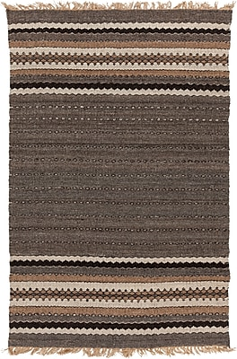 Surya Papilio Camel CME2000-58 Hand Woven Rug, 5' x 8' Rectangle