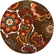 Surya Cosmopolitan COS9056-8RD Hand Tufted Rug, 8' Round