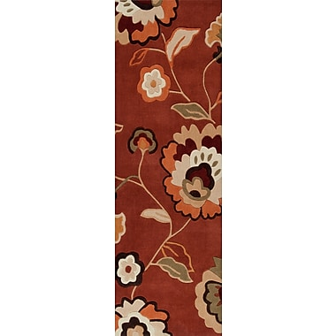 Surya Cosmopolitan COS9105-268 Hand Tufted Rug, 2'6