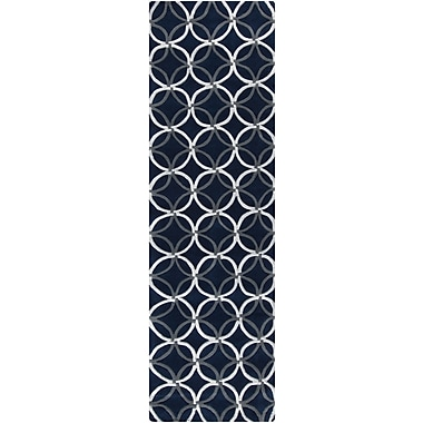 Surya Cosmopolitan COS9190-268 Hand Tufted Rug, 2'6