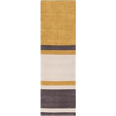 Surya Cosmopolitan COS9215-268 Hand Tufted Rug, 2'6
