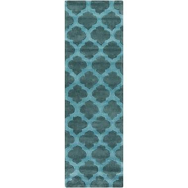 Surya Cosmopolitan COS9225-268 Hand Tufted Rug, 2'6