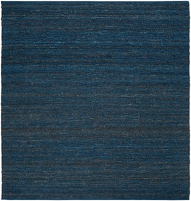 Surya Continental COT1935-8SQ Hand Woven Rug, 8' Square