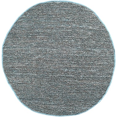 Surya Continental COT1941-8RD Hand Woven Rug, 8' Round