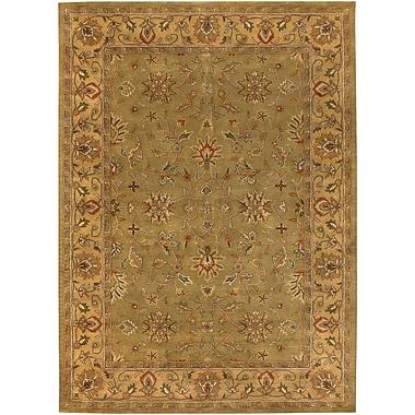 Surya Crowne CRN6001-811 Hand Tufted Rug, 8' x 11' Rectangle