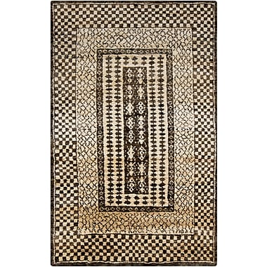 Surya Casablanca CSB7001-811 Hand Knotted Rug, 8' x 11' Rectangle