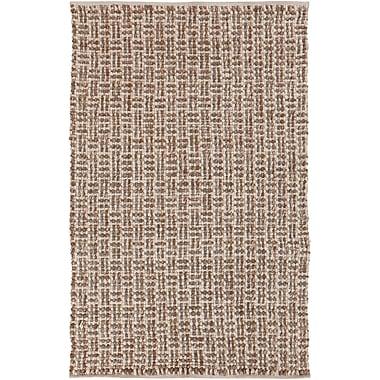Surya Cascade CSD101-58 Hand Woven Rug, 5' x 8' Rectangle