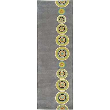 Surya Dazzle DAZ6537-268 Hand Tufted Rug, 2'6