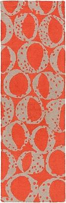 Surya Lotta Jansdotter Decorativa DCR4015-268 Hand Tufted Rug, 2'6
