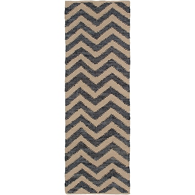 Surya Denim DNM1002-268 Hand Loomed Rug, 2'6