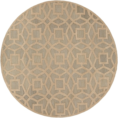 Surya Dream DST1170-8RD Hand Tufted Rug, 8' Round