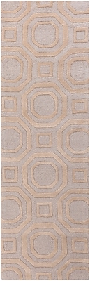 Surya Dream DST1181-268 Hand Tufted Rug, 2'6