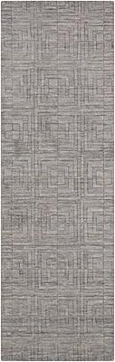 Surya Etching ETC4908-268 Hand Loomed Rug, 2'6