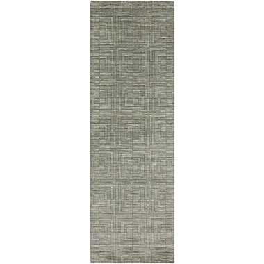 Surya Etching ETC4911-268 Hand Loomed Rug, 2'6