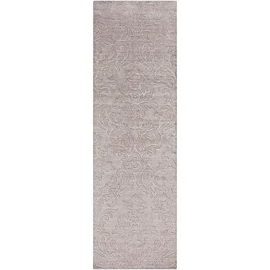 Surya Etching ETC4929-268 Hand Loomed Rug, 2'6