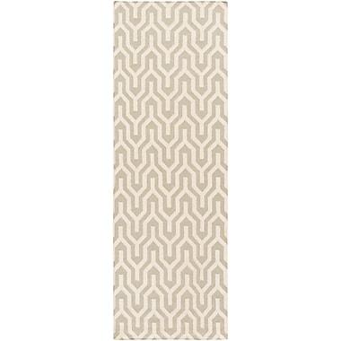 Surya Jill Rosenwald Fallon FAL1101-268 Hand Woven Rug, 2'6