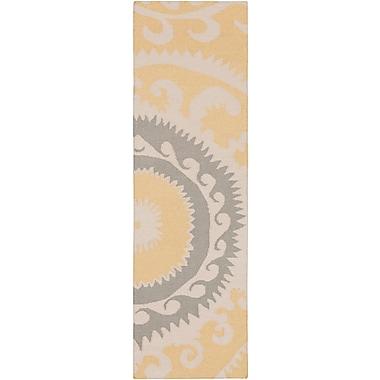 Surya Jill Rosenwald Fallon FAL1114-268 Hand Woven Rug, 2'6