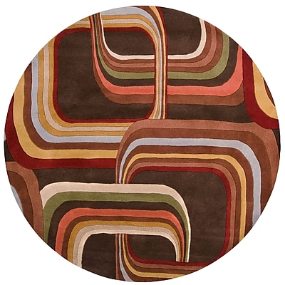 Surya Campbell Laird Forum FM7007-99RD Hand Tufted Rug, 9'9