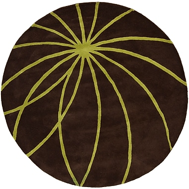Surya Forum FM7073-99RD Hand Tufted Rug, 9'9