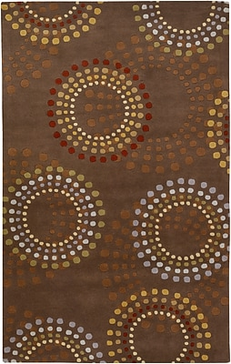 Surya Forum FM7107-69 Hand Tufted Rug, 6' x 9' Rectangle