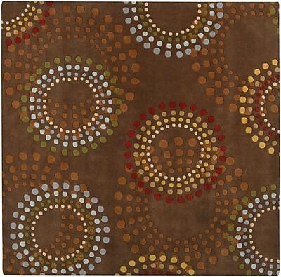 Surya Forum FM7107-8SQ Hand Tufted Rug, 8' Square
