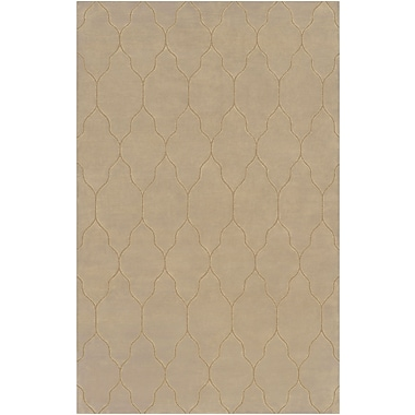 Surya Gates GAT1003-23 Hand Knotted Rug, 2' x 3' Rectangle
