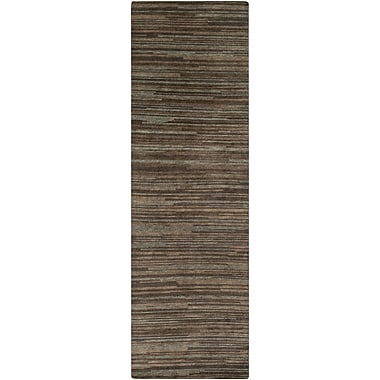 Surya Gradience GDC7003-268 Hand Knotted Rug, 2'6