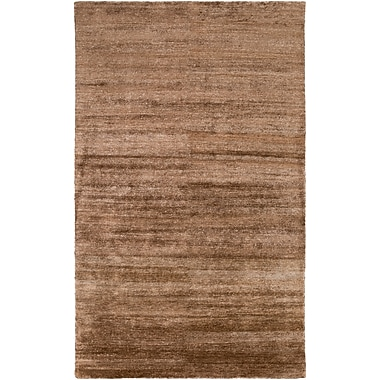 Surya Gilded GID5001-811 Hand Knotted Rug, 8' x 11' Rectangle