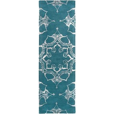 Surya Henna HEN1003-268 Hand Tufted Rug, 2'6