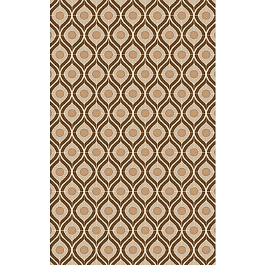 Surya Houseman HSM4065-58 Hand Crafted Rug, 5' x 8' Rectangle