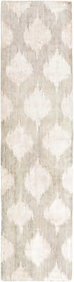 Surya Mugal IN8602-2610 Hand Knotted Rug, 2'6