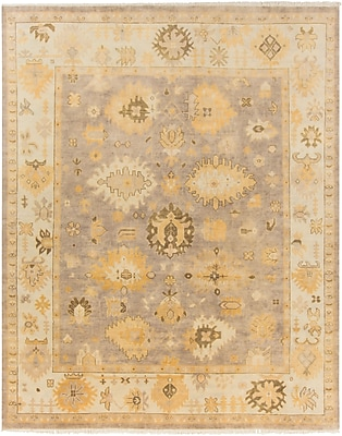 Surya Istanbul IST1000-810 Hand Knotted Rug, 8' x 10' Rectangle