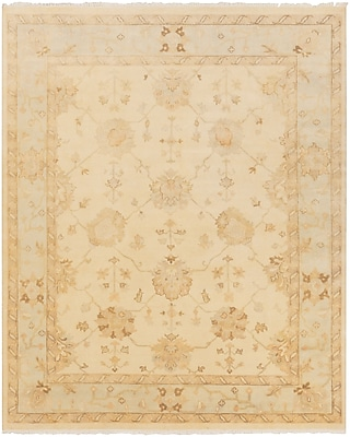 Surya Istanbul IST1005-810 Hand Knotted Rug, 8' x 10' Rectangle