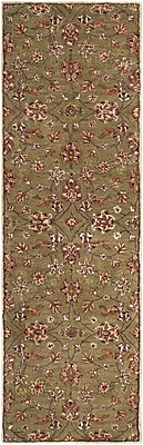 "Surya Legion LGN6217-268 Hand Tufted Rug, 2'6"" x 8' Rectangle"